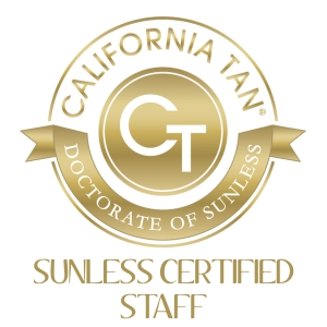California Tan Sunless Certified